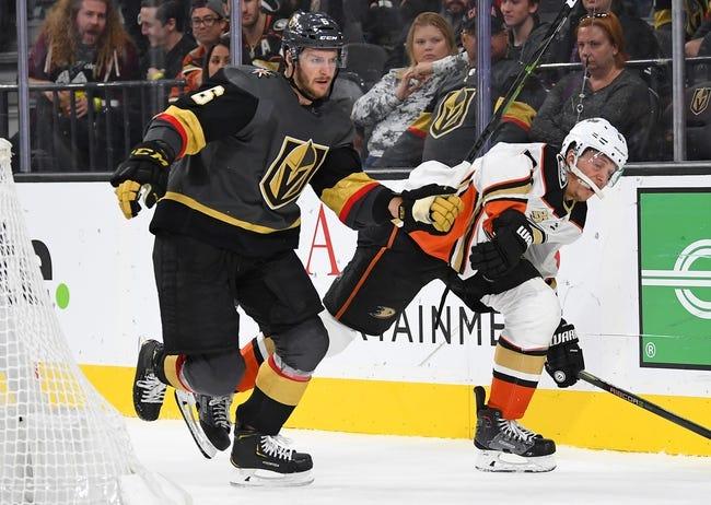 NHL | Anaheim Ducks - Vegas Golden Knights