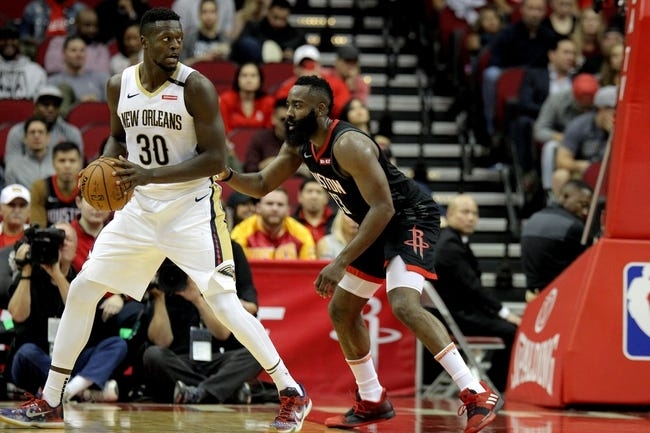 NBA | Houston Rockets (19-15) at New Orleans Pelicans (16-20)
