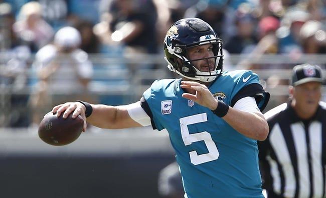 Philadelphia Eagles vs. Jacksonville Jaguars - 10/28/18 NFL Pick, Odds, and Prediction