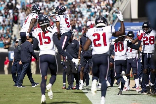 NFL | Miami Dolphins (4-3) at Houston Texans (4-3)