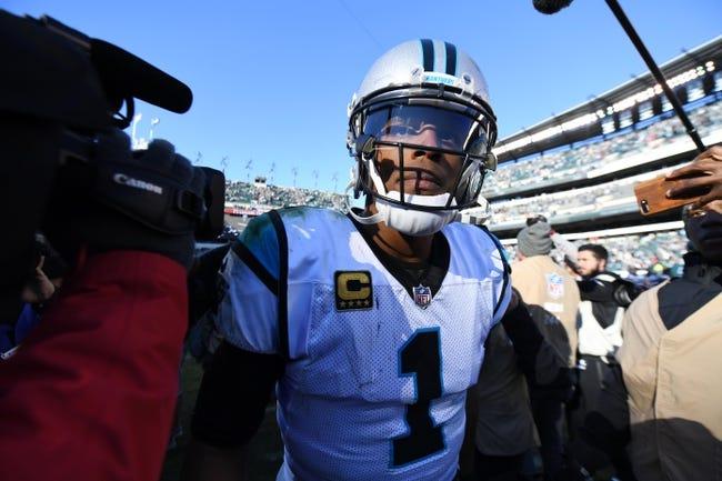 NFL | Baltimore Ravens (4-3) at Carolina Panthers (4-2)