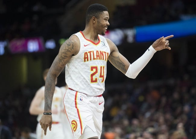 Cleveland Cavaliers vs. Atlanta Hawks - 10/30/18 NBA Pick, Odds, and Prediction