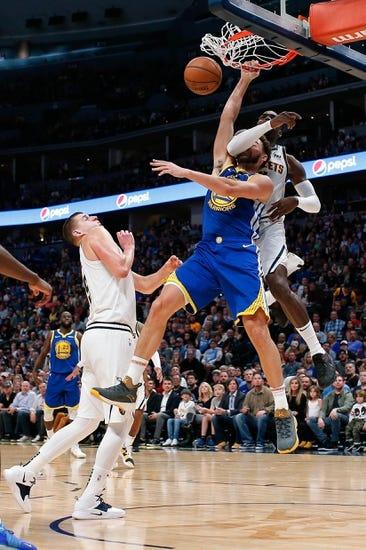 NBA | Golden State Warriors at Denver Nuggets