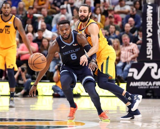 Utah Jazz vs. Memphis Grizzlies - 11/2/18 NBA Pick, Odds, and Prediction