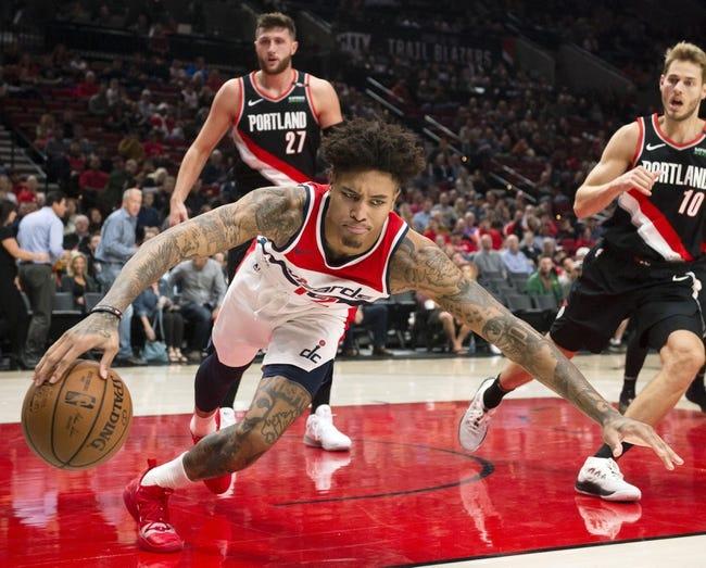 NBA   Portland Trail Blazers (10-5) at Washington Wizards (5-10)