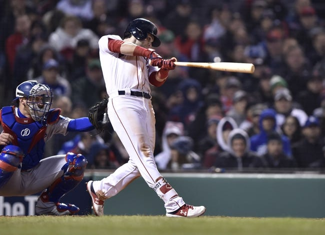 MLB | Los Angeles Dodgers (99-75) at Boston Red Sox (115-56)