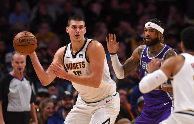 NBA | Denver Nuggets (24-11) at Sacramento Kings (19-18)