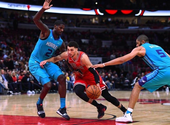 Charlotte Hornets vs. Chicago Bulls - 10/26/18 NBA Pick, Odds, and Prediction