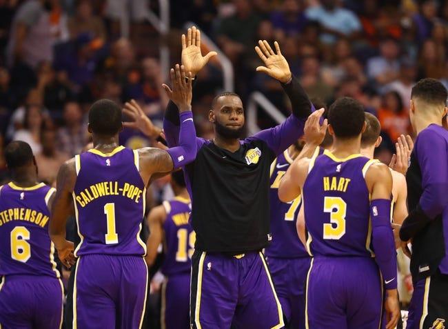NBA | Denver Nuggets (4-0) at Los Angeles Lakers (1-3)