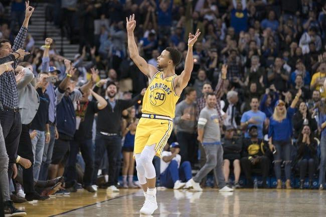 NBA | Golden State Warriors at Washington Wizards