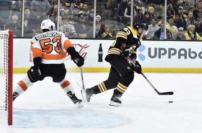 NHL | Boston Bruins at Philadelphia Flyers