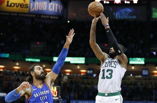 NBA | Oklahoma City Thunder at Boston Celtics
