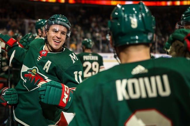 Los Angeles Kings vs. Minnesota Wild - 11/8/18 NHL Pick, Odds, and Prediction