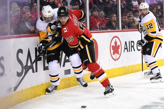 NHL | Calgary Flames at Pittsburgh Penguins
