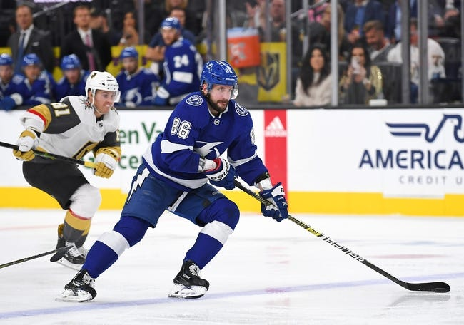 NHL | Vegas Golden Knights at Tampa Bay Lightning