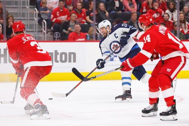 NHL | Detroit Red Wings at Winnipeg Jets