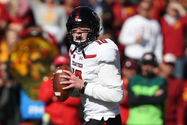 Texas Tech vs. Oklahoma - 11/3/18 College Football Pick, Odds, and Prediction