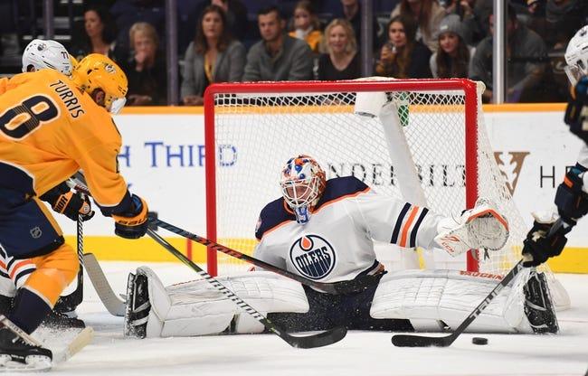 NHL | Edmonton Oilers at Nashville Predators