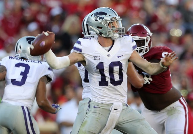CFB | Kansas State Wildcats (3-5) at TCU Horned Frogs (3-5)