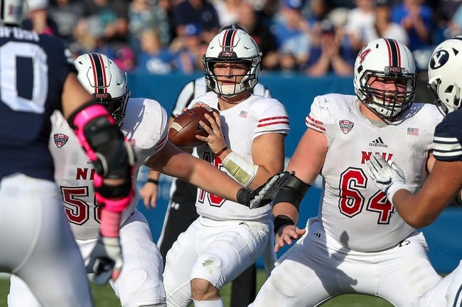 Akron vs. NIU - 11/1/18 College Football Pick, Odds, and Prediction
