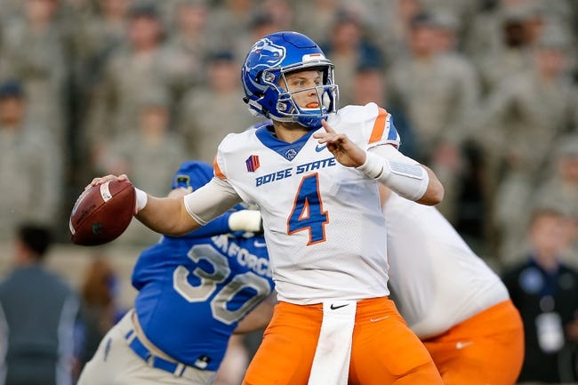 CFB | BYU Cougars (4-4) at Boise State Broncos (6-2)