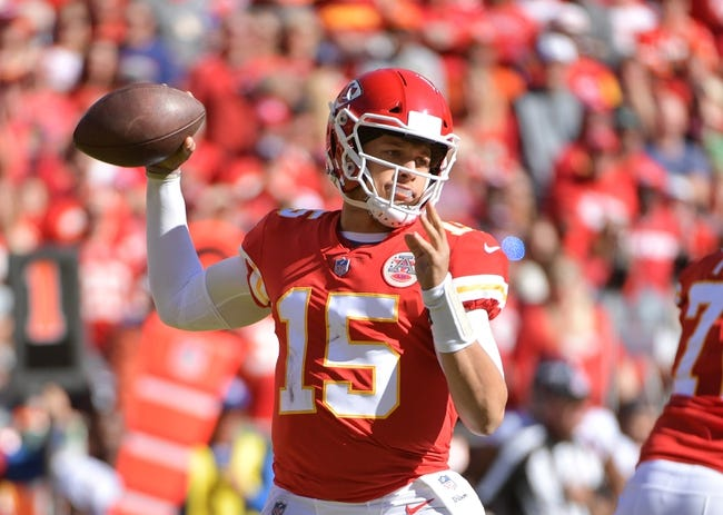 Cleveland Browns vs. Kansas City Chiefs - 11/4/18 NFL Pick, Odds, and Prediction