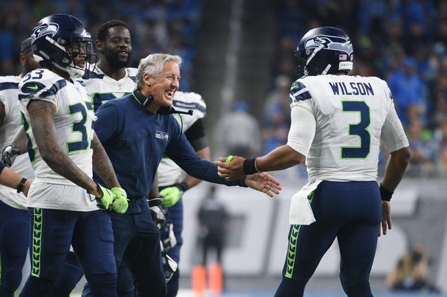 NFL | Los Angeles Chargers (5-2) at Seattle Seahawks (4-3)