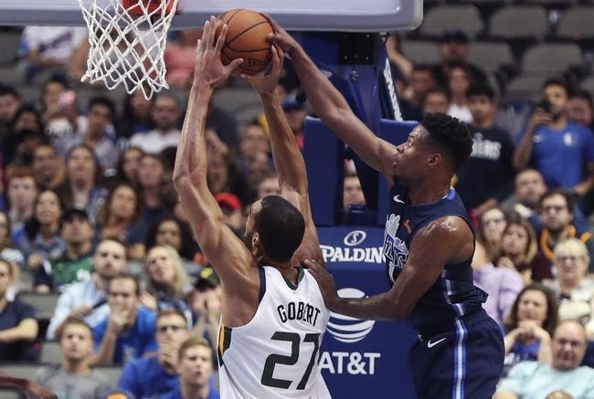 NBA | Dallas Mavericks (3-7) at Utah Jazz (4-6)