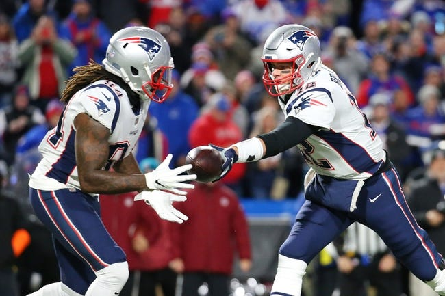 NFL | Green Bay Packers (3-3-1) at New England Patriots (6-2)