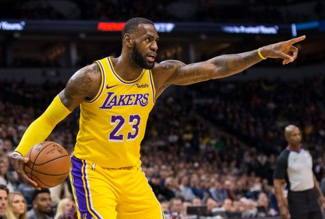 NBA | Dallas Mavericks (2-5) at Los Angeles Lakers (2-5)