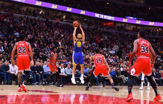 NBA | Chicago Bulls at Golden State Warriors
