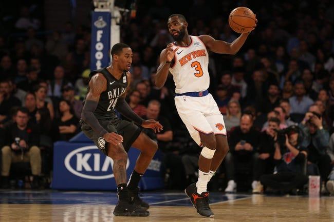 New York Knicks vs. Brooklyn Nets - 12/8/18 NBA Pick, Odds, and Prediction
