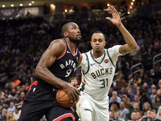 Toronto Raptors vs. Milwaukee Bucks - 12/9/18 NBA Pick, Odds, and Prediction