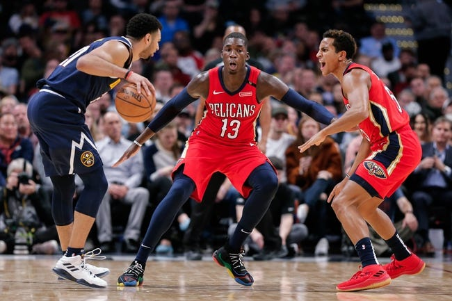 NBA | Denver Nuggets (10-5) at New Orleans Pelicans (7-7)