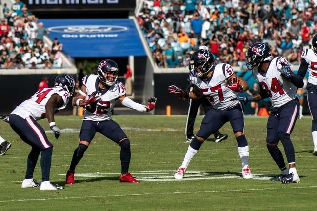 NFL | Jacksonville Jaguars (5-10) at Houston Texans (10-5)