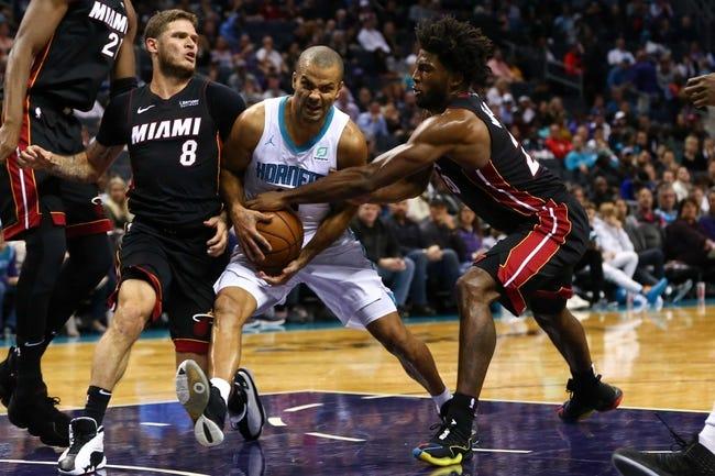 NBA | Miami Heat at Charlotte Hornets