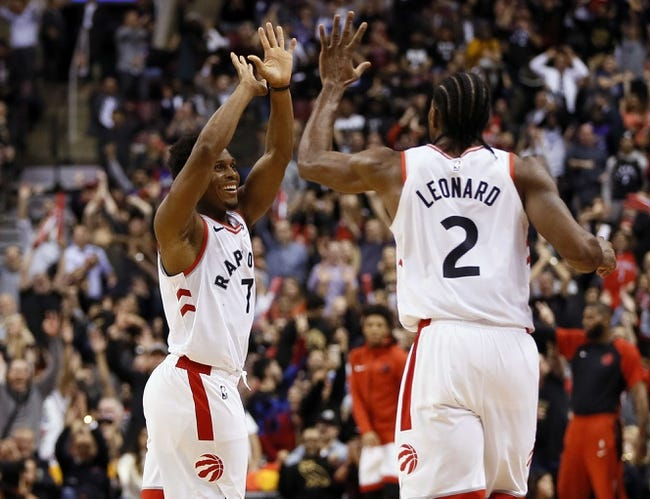 NBA | Philadelphia 76ers (17-8) at Toronto Raptors (20-5)