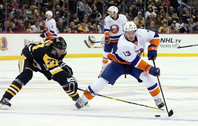 NHL | Pittsburgh Penguins (6-2-2) at New York Islanders (6-4-1)