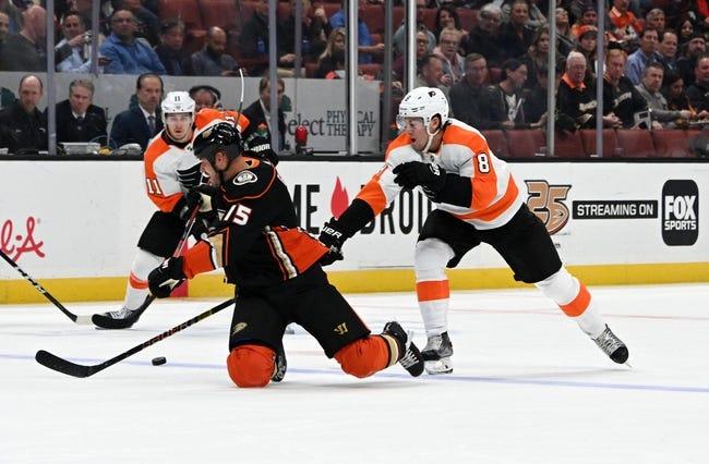 NHL | Anaheim Ducks at Philadelphia Flyers