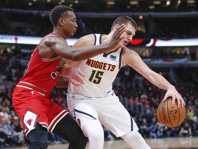 NBA | Chicago Bulls at Denver Nuggets