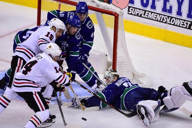 NHL | Vancouver Canucks at Chicago Blackhawks
