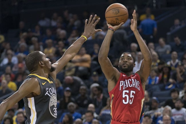 NBA | New Orleans Pelicans at Golden State Warriors