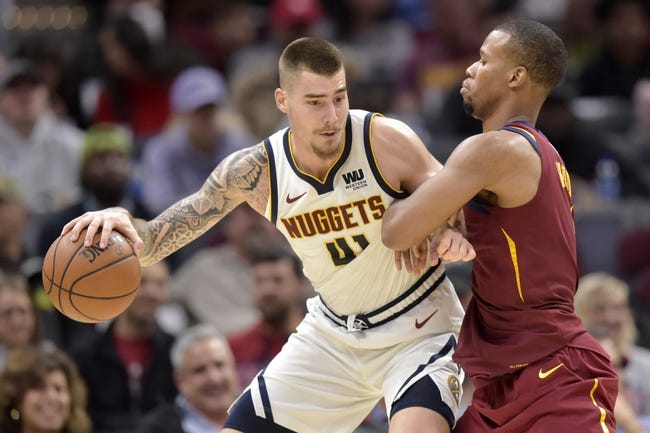 NBA | Cleveland Cavaliers at Denver Nuggets