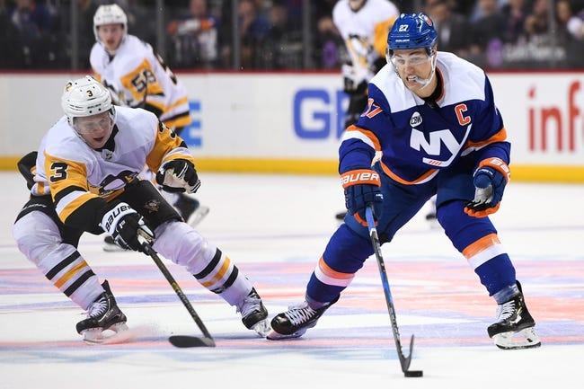 Pittsburgh Penguins vs. New York Islanders - 12/6/18 NHL Pick, Odds, and Prediction