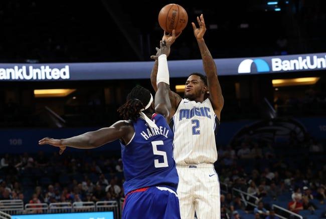 NBA | Orlando Magic at L.A. Clippers