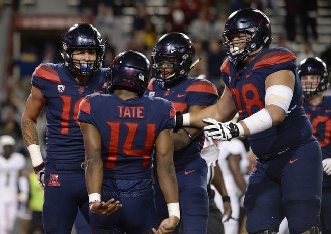 Washington State vs. Arizona - 11/17/18 College Football Pick, Odds, and Prediction