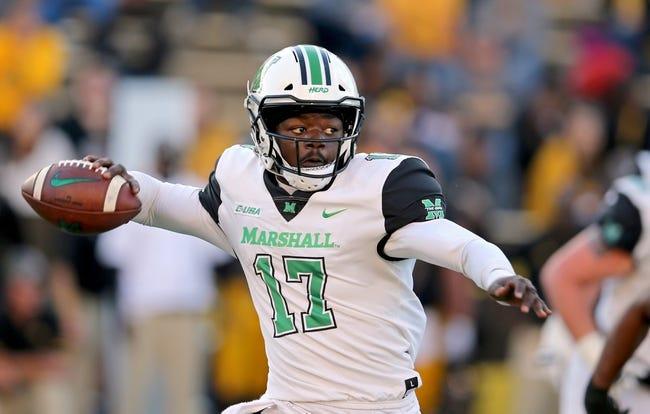 Marshall vs. USF - 12/20/18 - Football Selection, Odds, and Prediction of Gasparilla Bowl College