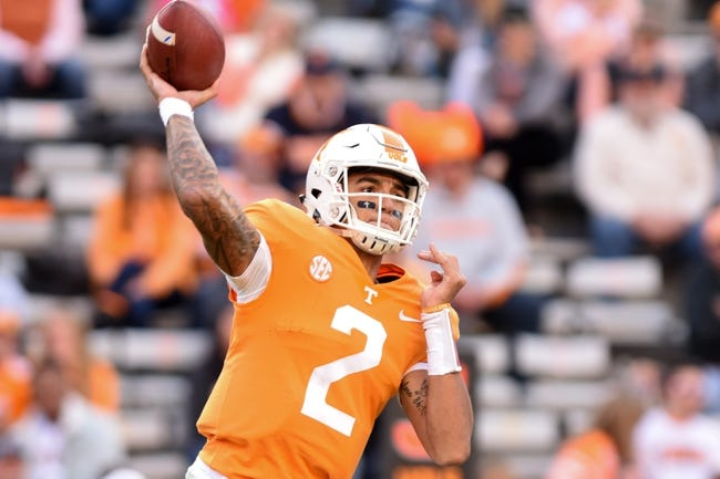 Tennessee vs. Kentucky - 11/10/18 College Football Pick, Odds, and Prediction