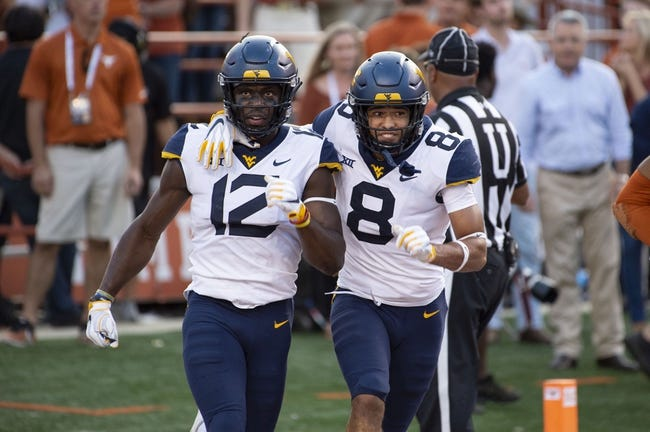 CFB | TCU Horned Frogs (4-5) at West Virginia Mountaineers (7-1)