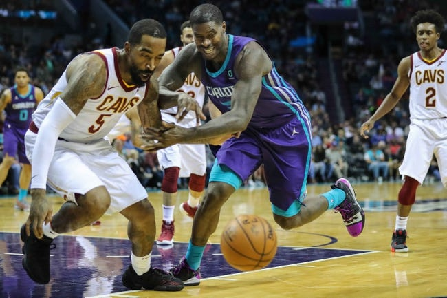 Cleveland Cavaliers vs. Charlotte Hornets - 11/13/18 NBA Pick, Odds, and Prediction
